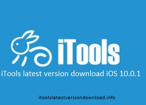 itools latest version download 10.0.1