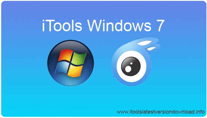iTools Windows 7
