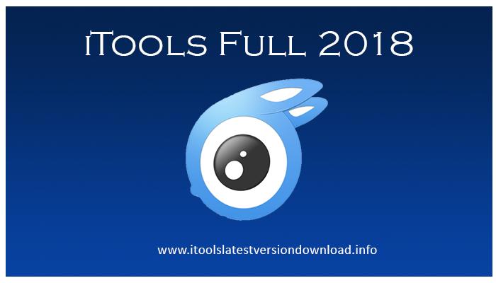 iTools Full 2018