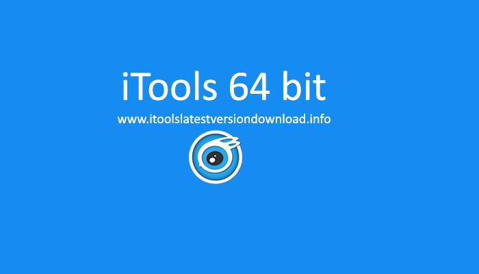 iTools 64 bit