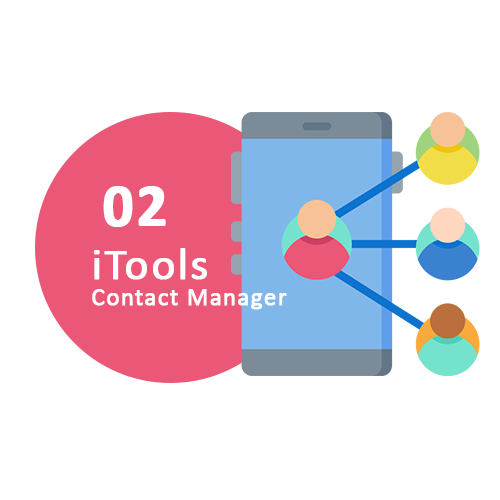 itools contact manager